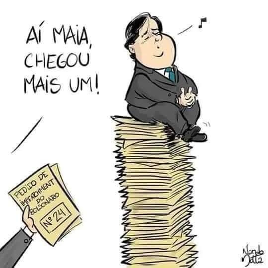 ANDES-SN, com mais de 400 entidades e 7 partidos, entrega pedido de  impedimento de Bolsonaro – Andes UFRGS